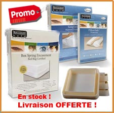 "PACK DE PROTECTION DE LA LITERIE ""ULTIMATE"""